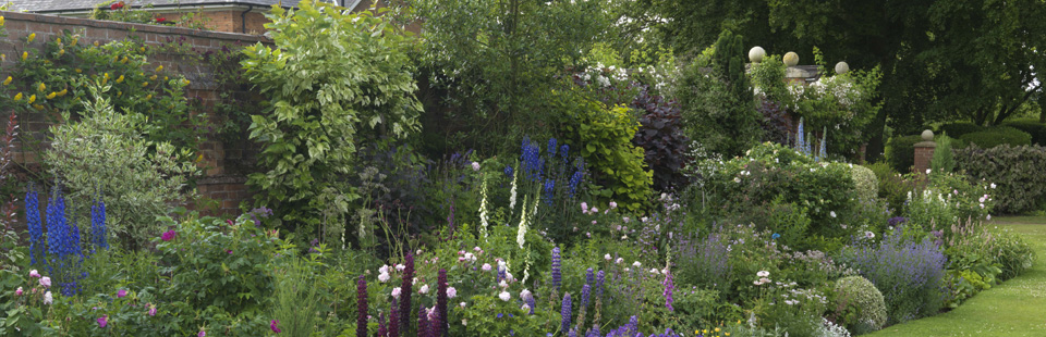 Stoke Albany House | Traditional Garden